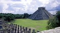 Private Chichen Itza, Coba and Ik-Kil Cenote Day Tour