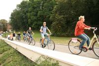 Polish Countryside and Tyniec Abbey Bike Tour from Krakow