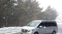 Transfer From Portillo Ski center to Santiago Airport or Hotel Private Car Transfers