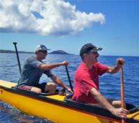 Hawaiian Outrigger Canoe and Snorkel Adventure