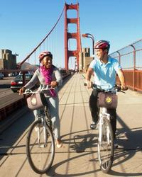 San Francisco Golden Gate Bridge Bike Tour