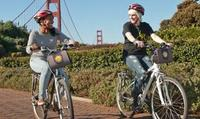 San Francisco Independent Bike Tour with Rental