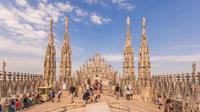Milan Duomo Rooftop Tour