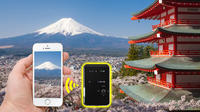 Narita Airport Mobile WiFi Hotspot Rental: 4G LTE Private Car Transfers