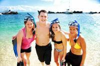Snorkelling - Tangalooma Wrecks*