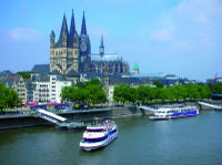 Cologne Combi: Sightseeing Tour plus Skip-the-Line Hard Rock Cafe*