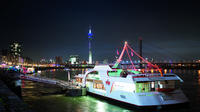 Düsseldorf Rhine River Christmas Dinner Cruise
