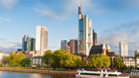 Frankfurt Sightseeing Cruise*
