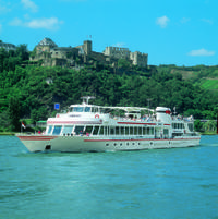 Rhine River Cruise From Koblenz To St Goare: Loreley Rock, Ehrenbreitstein Fortress And Koblenz Cable Car