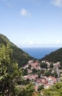 Saba Day Trip from St Maarten
