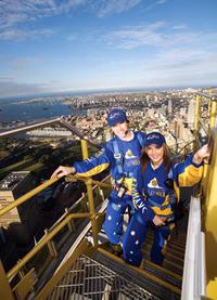 Sydney Skywalk at Sydney Tower Eye