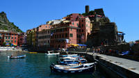Private 5-Hour Cinque Terre Boat Tour from Monterosso
