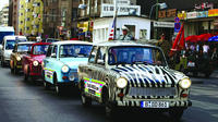 Berlin Live-Guided Self-Drive Trabi Safari Tour