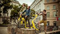 3-hour Kick Bike Tour Through Vienna with Locals