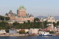 Quebec City and Montmorency Falls Day Trip from Montreal*
