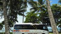Private Arrival Transfer: Cairns Airport to Palm Cove and Cairns Northern Beaches Private Car Transfers