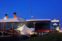 Titanic Museum Branson Admission Ticket