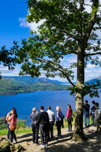 4-Day Lake District Discovery Tour from Windermere including Lake Cruise, Muncaster Castle and Ravenglass and Eskdale Railway