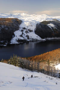 The Winter Ten Lakes Spectacular Tour: Lake District Tour from Windermere