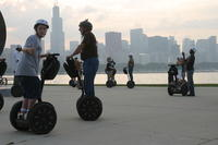 Chicago Fireworks Segway Tour