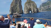 One Day Cruise to Capri