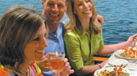 2-2.5 Hour Daytime Yacht Music Cruise with Optional Dining in Clearwater
