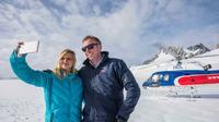 Fox Glacier Neve Discoverer Helicopter Flight