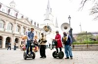 Jazz Comes Alive in New Orleans*