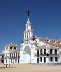 El Rocio, Donana Natural Park and Matalascanas Beach Day Trip from Seville