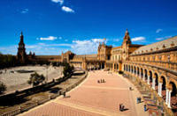 Private Tour: Seville Day Trip from Granada