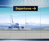 Shared Departure Transfer: Hotel to Seville Airport