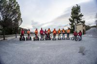Skip-the-Line Alhambra with Albaicin, Sacromonte by Segway/Bike