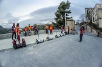 Skip the Line: Granada Alhambra Walking Tour with Albaicin and Sacromonte Segway or Electric Bike Tour