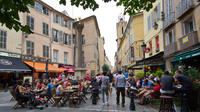 Aix-en-Provence Walking Food and Culture Tour - 4 hour private tour