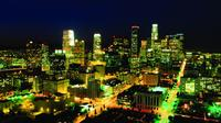 Theme Park Transportation: Universal Studios Hollywood with Evening City Lights Tour