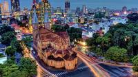 Private Full-Day Ho Chi Minh City and Cu Chi Tunnels Tour