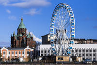 Helsinki Shore Excursion: Hop-On Hop-Off Sightseeing Tour