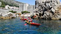 Dubrovnik Sea Kayaking and Snorkeling Adventure