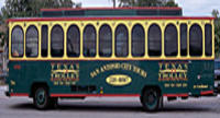 Alamo Hop-on Hop-off Trolley Tour