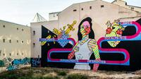Street Art Guided Tour in Madrid