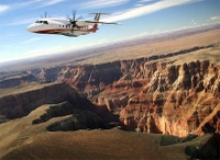 Luxe rondvlucht over de Grand Canyon West Rim