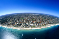 Perth Beaches Helicopter Tour*