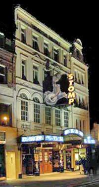 London Theater Passport