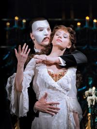 Phantom of the Opera Theater Show