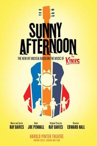 Sunny Afternoon Show at the Harold Pinter Theatre in London