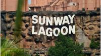 Sunway Lagoon Trip with Round Trip Private Transfer