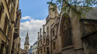Walking Tour of Oxford with an Oxford Graduate Guide