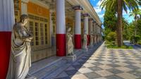 Achillion Paleokastritsa Corfu Private Tour