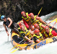 Enjoy a half-day rafting the Barron River north of Cairns*