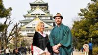 Experience Wearing A Kimono In Kansai